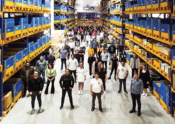 SRP Team