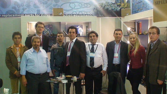Thank you for visiting our Booth at Automechanika Istanbul 2009