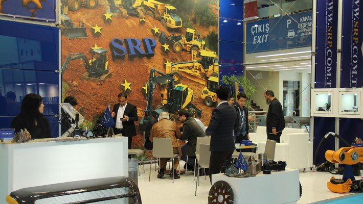 Thank you for visiting our Booth at Automechanika Istanbul Exhibition 2015
