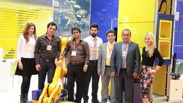 Thank you for visiting our Booth at Ankomak Istanbul Exhibition 2014